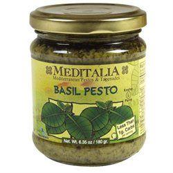 Meditalia Basil Pesto - 6 oz - Vegan