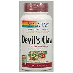 Solaray Devil's Claw Special Formula - 90 Capsules