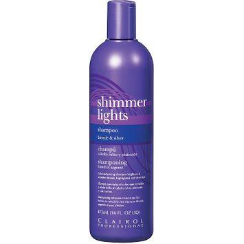 Shimmer Lights Purple Shampoo for Blonde & Silver Hair