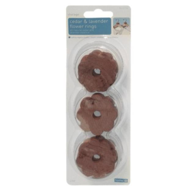 Cedar Fresh Home Products, Llc Cedar Flower Rings 6-pk.