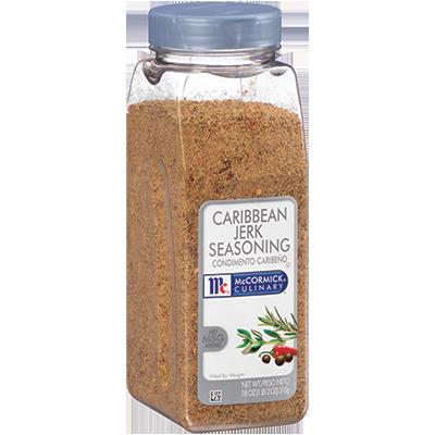 McCormick Culinary® Caribbean Jerk Seasoning