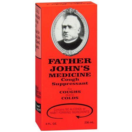 Father Johns Medicine Father JohnS Cough Suppressant Medicine - 8 Oz