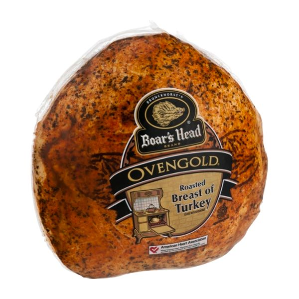 Boar's Head Ovengold Roasted Breast of Turkey