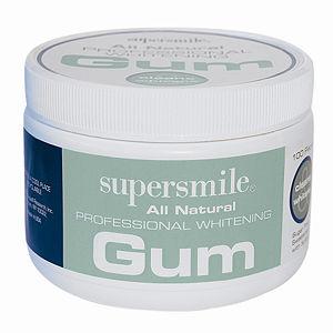 Supersmile Professional Whitening Gum