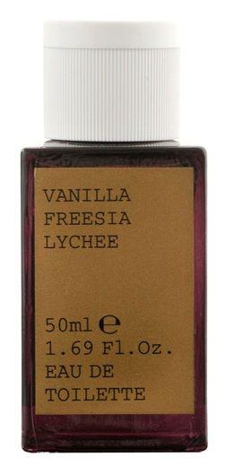 KORRES Vanilla/Freesia/Lychee Eau De Toilette