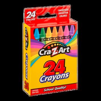 Cra-Z-Art Crayons - 24 CT