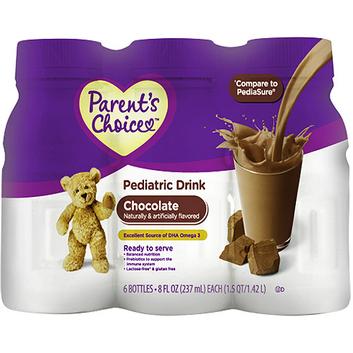 Parent's Choice - Nutritional Pediatric Drink