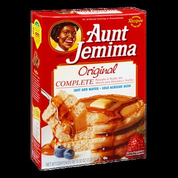 Aunt Jemima Complete Original Pancake & Waffle Mix