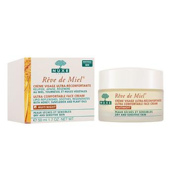 NUXE Reve de Miel Ultra Comfortable Face Cream Night