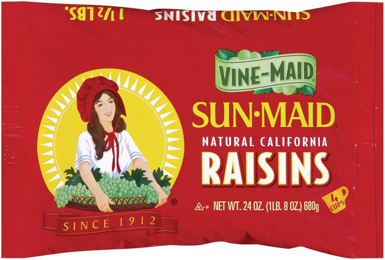 sun-maid® vine-maid® raisins
