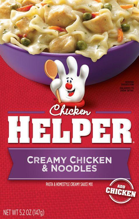 Betty Crocker™ Chicken Helper Creamy Chicken & Noodles