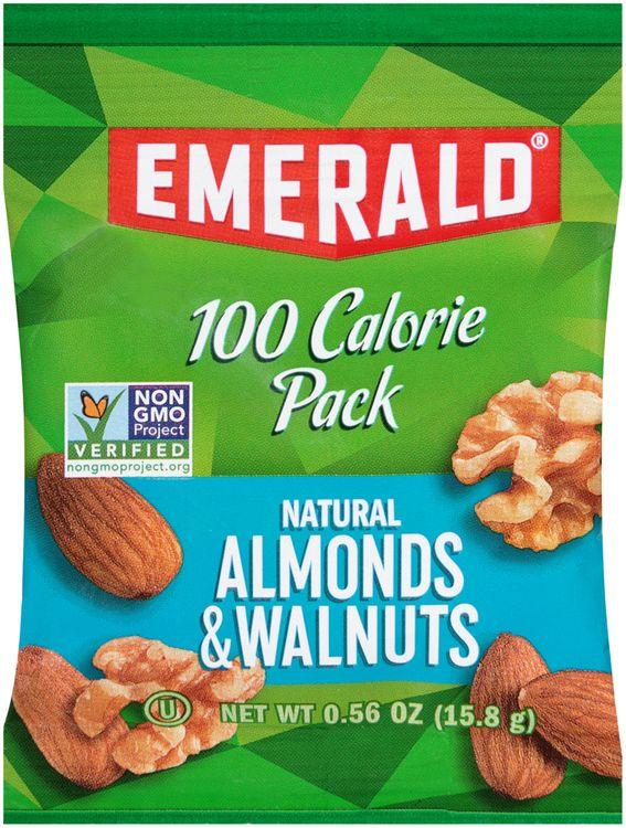 Emerald® 100 Calorie Pack Natural Almonds & Walnuts