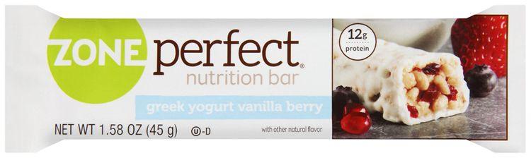 ZonePerfect® Greek Yogurt Vanilla Berry Nutrition Bar