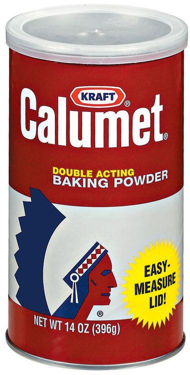 Kraft Baking & Canning Double Acting Calumet Baking Powder