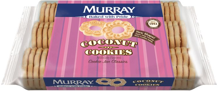 Murray® Cookie Jar Classics Coconut Cookies