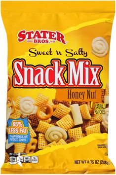Stater bros® Snack Mix Honey Nut Sweet 'n Salty