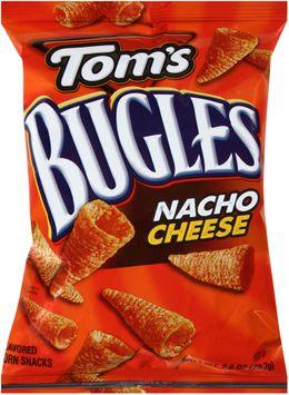 tom's® bugles nacho cheese