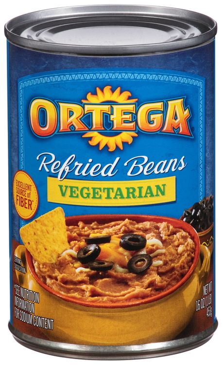 Ortega® Vegetarian Refried Beans