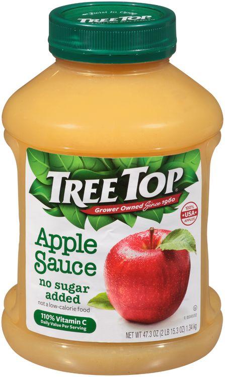 Tree Top® No Sugar Added Apple Sauce