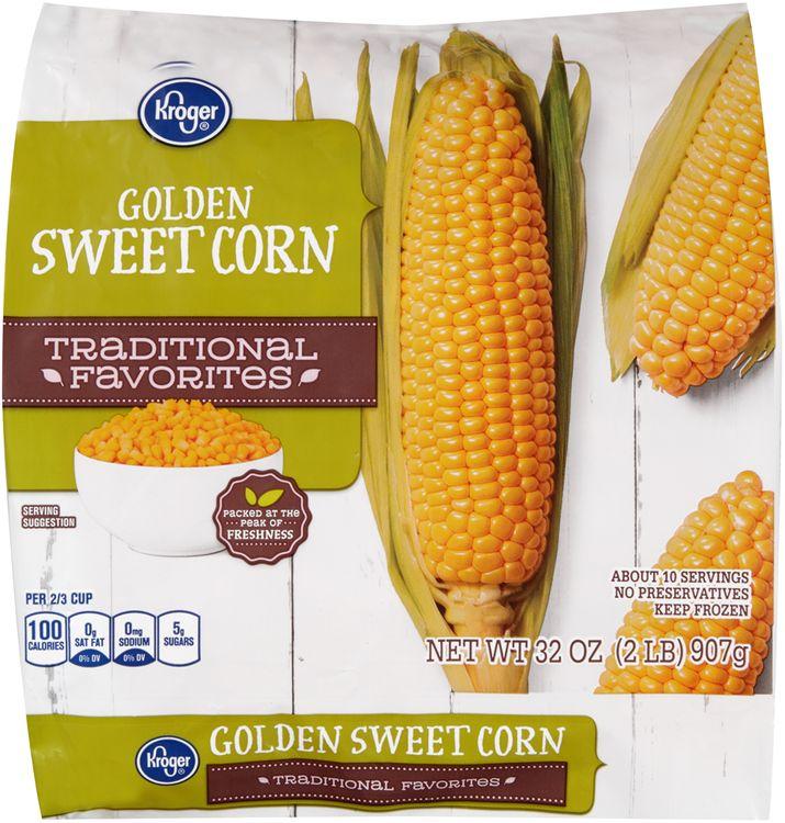 kroger® traditional favorites golden sweet corn