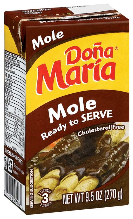 Dona Maria® Mole Sauce