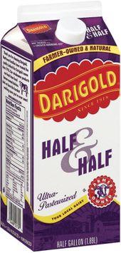 Darigold  Half & Half .5 Gal Pour Spout