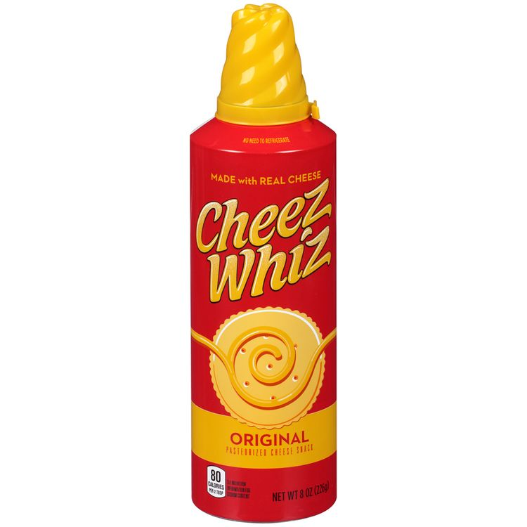Cheez Whiz Original Cheese Snack