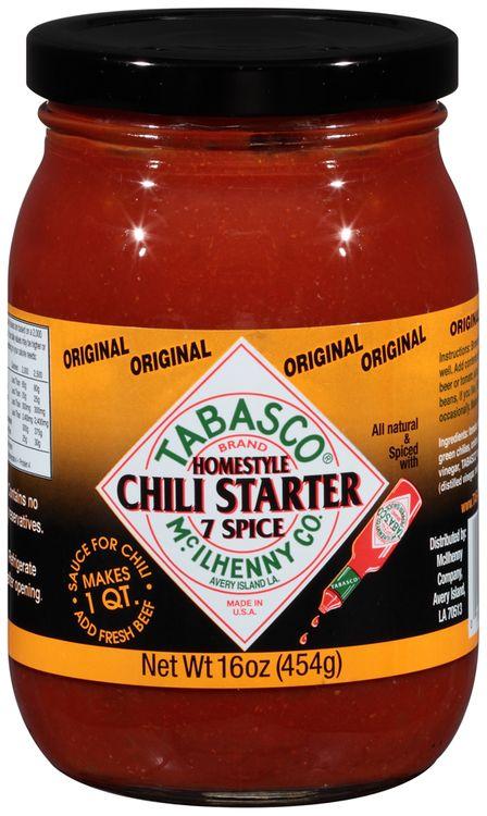 McIlhenny co Tabasco® Original 7 Spice Chili Starter