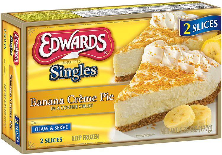 Edwards® Singles Banana Creme Pie