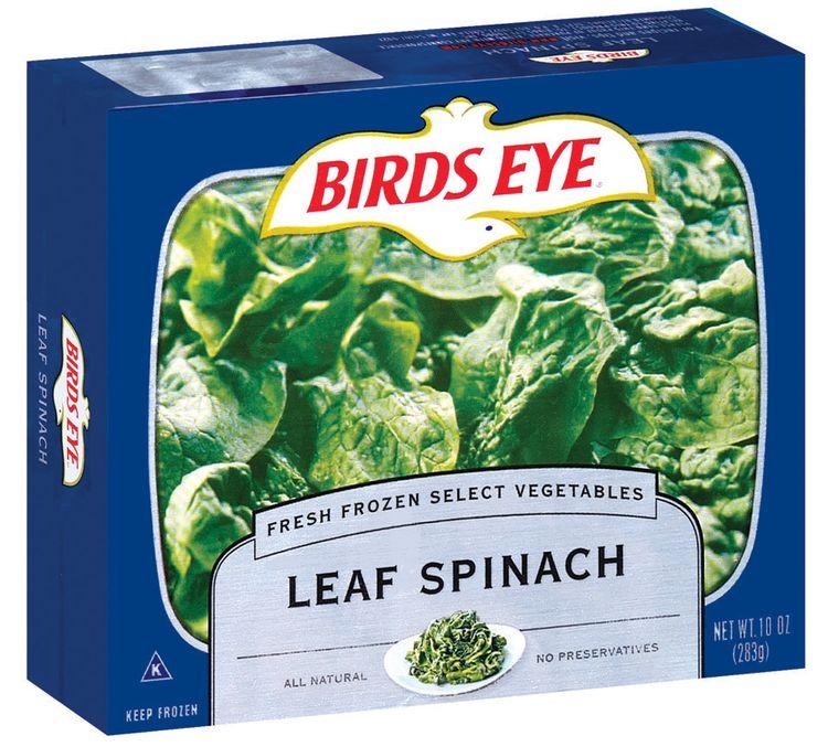 Birds Eye® Leaf Spinach