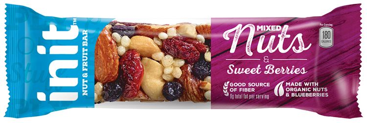 Init™ Mixed Nuts & Sweet Berries Nut & Fruit Bar
