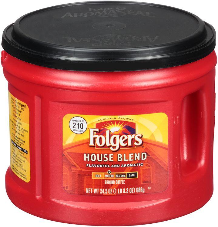 Folgers® House Blend Medium Ground Coffee
