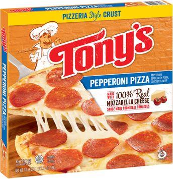 Tony's™ Pizzeria Style Crust Pepperoni Pizza