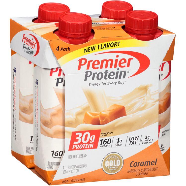 Premier Protein® Caramel High Protein Shake