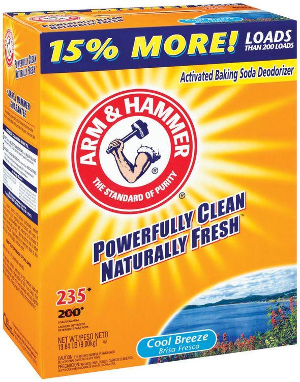 ARM & HAMMER™ Arm & Hammer Powder Cool Breeze 235 Loads Laundry Detergent