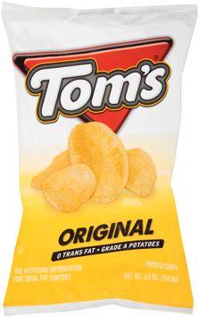 tom's® original potato chips
