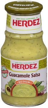 Herdez® Medium Guacamole Salsa