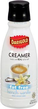 Darigold® Creamer Fat Free French Vanilla One qt.