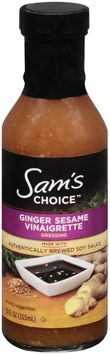 Sam's Choice™ Ginger Sesame Vinaigrette Dressing
