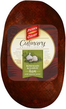 Patrick Cudahy® Culinary Collections™ Rosemary & Garlic Ham with Natural Juices