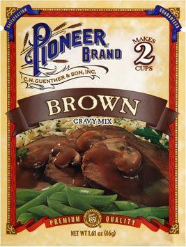 Pioneer® Brand Brown Gravy Mix