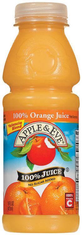 Apple & Eve® Orange 100% Juice