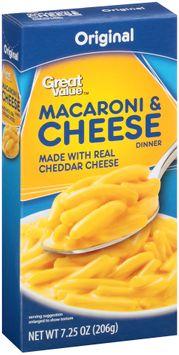 Great Value™ Original Macaroni & Cheese