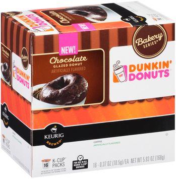 Dunkin' Donuts Chocolate Glazed Donut Coffee K-Cups