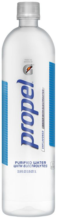 Propel® Unflavored Water with Electrolytes