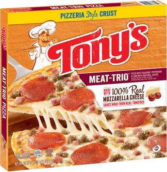 Tony's™ Pizzeria Style Crust Meat-Trio® Pizza