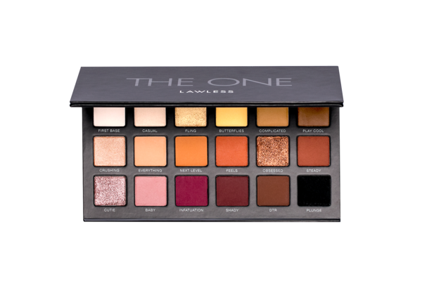 Lawless Beauty The One Eyeshadow Palette