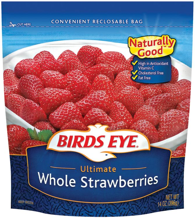 Birds Eye® Ultimate Whole Strawberries