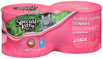 Special Kitty™ Super Supper Dinner Wet Cat Food