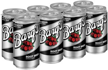 Barq's Root Beer 8 Pack
